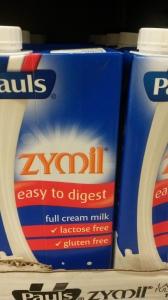 Finally, gluten-free milk! No, wait...